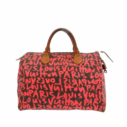 Louis Vuitton x Stephen Sprouse Limited Edition Graffiti Speedy 30 handbag