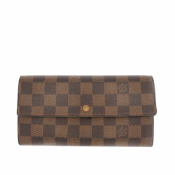 Louis Vuitton Damier Ebene wallet