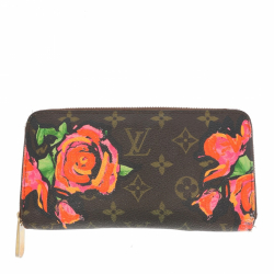 Louis Vuitton x Stephen Sprouse Roses wallet Monogram