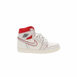 Nike Jordan 1 Retro High Phantom Gym Red