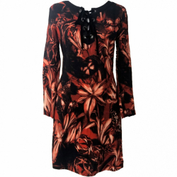 Just Cavalli viscose dress
