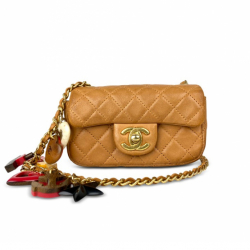 Chanel Extra Mini Valentine Flap Bag