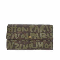 Louis Vuitton x Stephen Sprouse Graffiti wallet Monogram