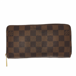 Louis Vuitton Zippy wallet Damtier Ebene