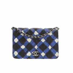 Chanel Wallet on a Chain Limited Edition 2016 Airlines Collection bag