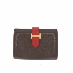 Hermès Bearn Multicolor card holder