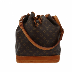Louis Vuitton Grand Noè Shoulder Bag Monogram