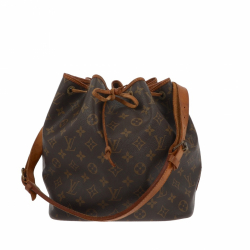 Louis Vuitton Petit Noè Shoulder Bag Monogram