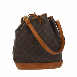 Louis Vuitton Grand Noè Monogram Shoulder Bag
