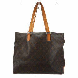 Louis Vuitton Cabas Mezzo Shoulder Bag Monogram