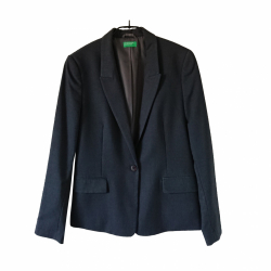 United Colors of Benetton Grey Blazer (price reduced - make an offer!)