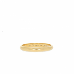 Cartier Wedding band Ring gold