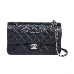 Chanel Classic Caviar Small Double Flap bag