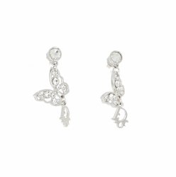 Christian Dior Dior Butterfly Earrings
