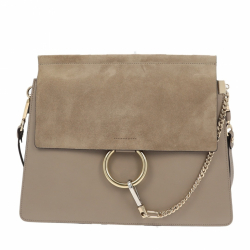 Chloé Faye Large Shoulder Bag