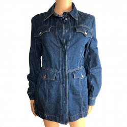 Sport Max Denim jacket shirt