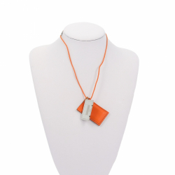 Hermès Limited Edition Hermès Two Piece Necklace Ginza 2001 Necklace