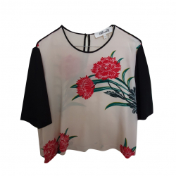 Diane von Furstenberg Short sleeve top