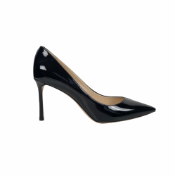 Jimmy Choo Escapins varnished classic