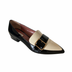 Bally Classic varnish moccasins