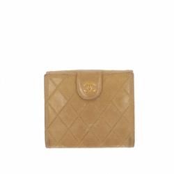 Chanel Vintage Chanel Quilted Wallet