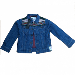 Ikks Denim shirt-jacket