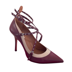 Valentino Love Latch High Heels