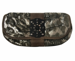 Just Cavalli Clutch with Strass