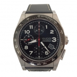 Gucci 115 Pantheon Chronograph