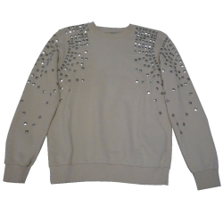 Asos Sweatshirt with Studs