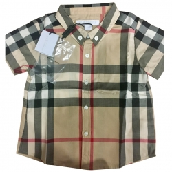 Burberry Kids Hemd