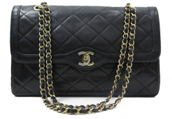 Chanel Timeless Double Flap Tasche