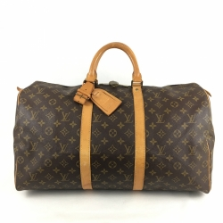 Louis Vuitton Keepall 50 Reisetasche Monogram
