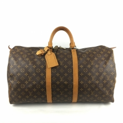 Louis Vuitton Keepall 55 Reisetasche Monogram