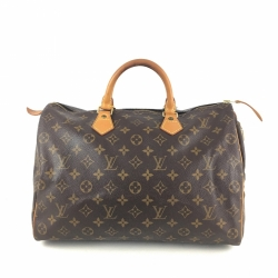Louis Vuitton Speedy 35 Monogramm Tasche