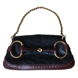 4a39f5dfceb Gucci - Python bag   MyPrivateDressing. Buy and sell vintage and ...