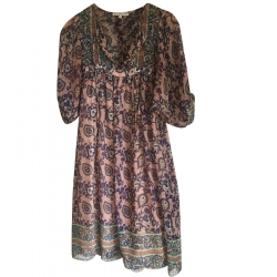 Paul & Joe Sister Silk Dress