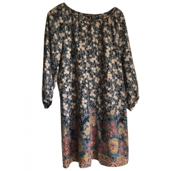 Comptoir Des Cotonniers Silk Dress