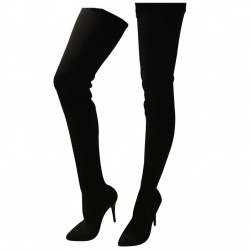Patrizia Pepe Thigh high Boots