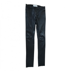 Nisearch Pantalon en cuir