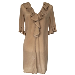 L'Autre Chose Silk Dress