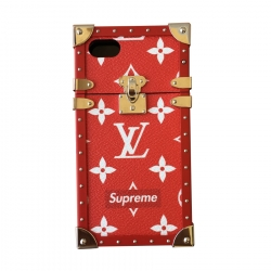 Supreme Louis Vuitton X Supreme Eye Trunk iPhone Case