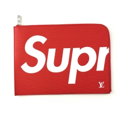 Supreme Louis Vuitton X Supreme Pochette Jour GM