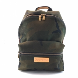 Supreme Louis Vuitton X Supreme Apollo Backpack Camo