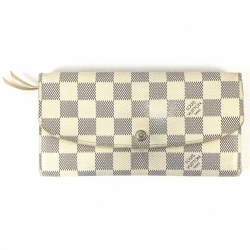 Louis Vuitton Damier Azur Brieftasche