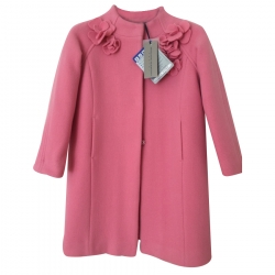 Ermanno Scervino Wool Coat