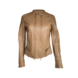 Ventcouvert Leather Jacket