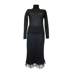 Mugler Sweater & Skirt