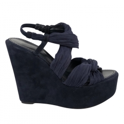 Ermanno Scervino Wedge Sandals