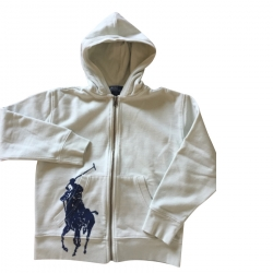 Ralph Lauren Sweatshirt with Zip